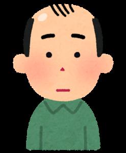 眉毛を整えない男は、どう思いますか?